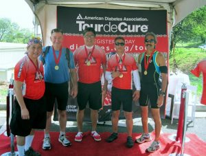 Read more about the article 2015 Tour de Cure Hawaii: ARMAHI Team